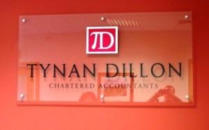 Tynan Dillon Wall Plaque