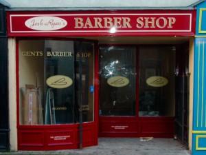 Barber Shop Signage