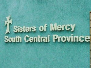 Sisters of Mercy Sign