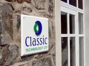 Classic Technology Wall Plaque