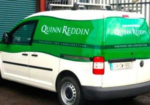Quin Reddin Van Graphic