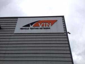 VTN Industrial Sign