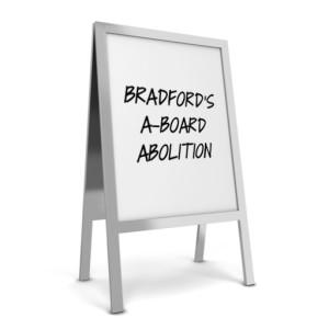 A-Boards abolition image by Montego (via Shutterstock).