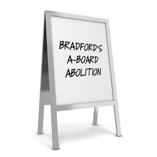 A-Boards abolition image by Montego (via Shutterstock).