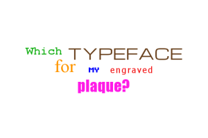 Typeface Collage